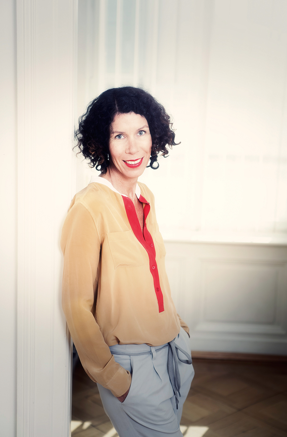 Ilona Marx Portrait